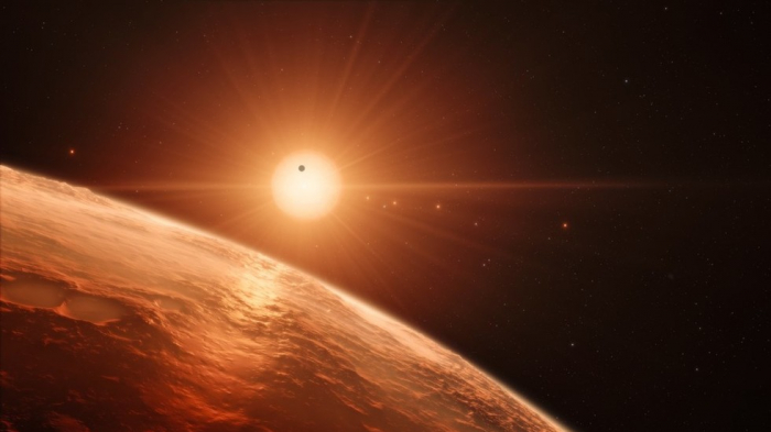 Alien life could be evolving on 4 nearby exoplanets RIGHT NOW
