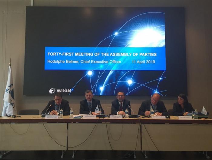 Aserbaidschan Mitglied des beratenden Ausschusses von Eutelsat geworden
