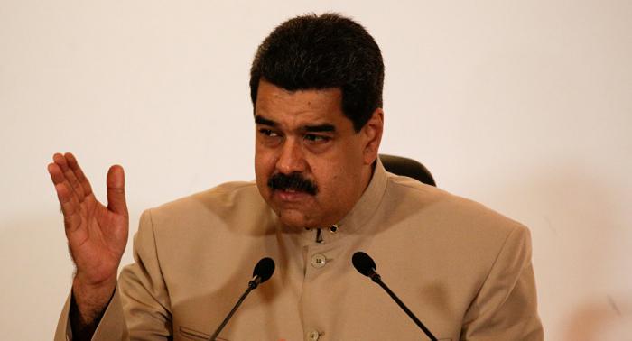 Maduro rechaza amenazas de invasión de brasileño Bolsonaro contra Venezuela