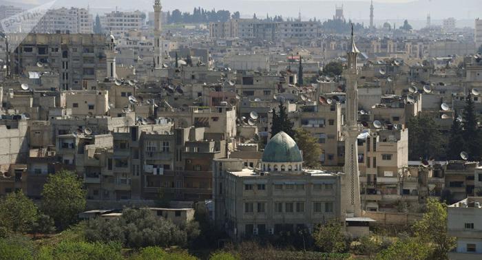 La defensa antiaérea siria intercepta misiles en la gobernación de Hama