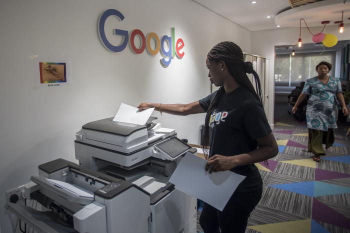 Google takes on