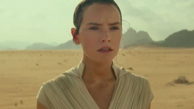 New Star Wars movie title revealed -VIDEO