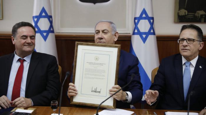 Netanyahu, el mesías de la paz para los fuertes en Oriente Próximo