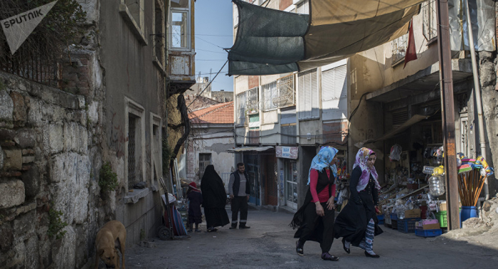 Más de 3.500 refugiados sirios regresaron de Turquía en lo que va del año