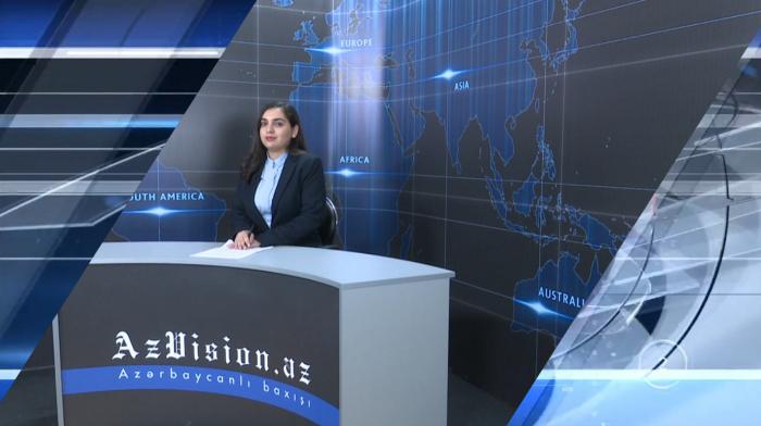 AzVision English: Résumé de la journée du 15 avril -  VIDEO