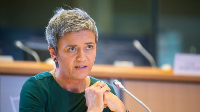 Blatt - Vestager erwägt schärfere Regeln für Google und Co