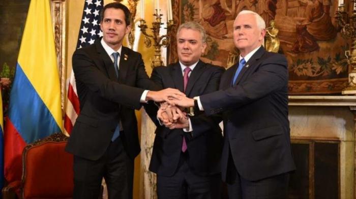 Revelan reunión secreta de EEUU para derrocar a Maduro