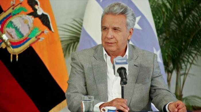 Moreno justifica su decisión de retirar asilo a Assange