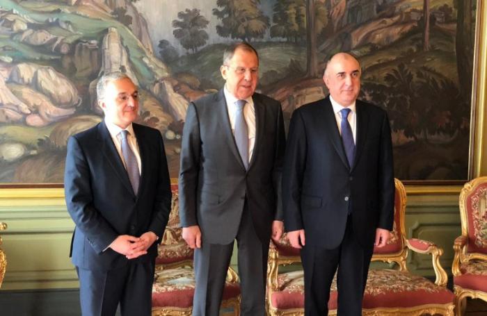 Arranca la reunión de cancilleres de Azerbaiyán y Armenia en Moscú-   FOTO