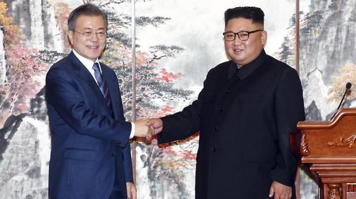 Südkorea strebt neue Gespräche mit Kim anneue Gespräche mit Kim an