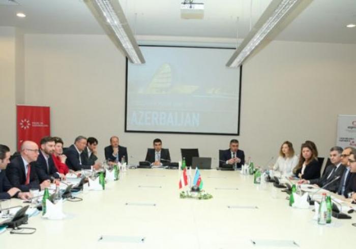 Une réunion de travail azerbaïdjano-autrichienne a eu lieu à Bakou