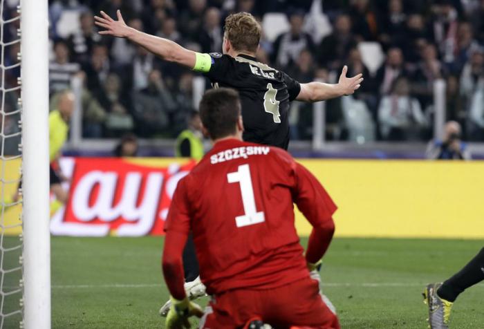El Ajax barre a la Juve de Cristiano