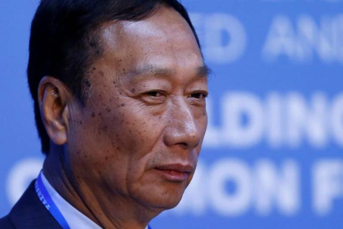 Foxconn-Chef Gou erwägt Präsidentschaftskandidatur