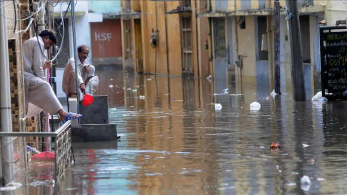 Dozens killed as rains wreak havoc across Pakistan