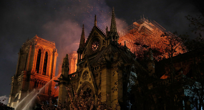 ¿Predijo Nostradamus el incendio de la catedral de Notre Dame de París?
