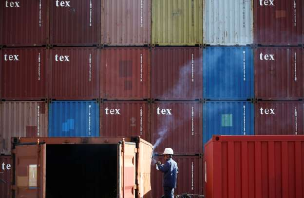 Chinas Wirtschaft wächst deutlich - Aber Sorgen bleiben