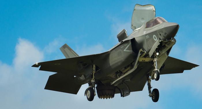 Turquía exige a EEUU cumplir los acuerdos sobre el caza F-35