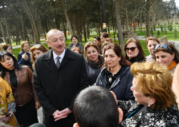 """""""Əməkhaqqı və pensiya bundan sonra da qaldırılacaq"""" - Prezident (VİDEO)"""