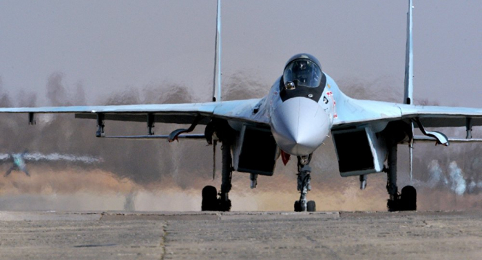 Russland schließt Lieferung von Su-35-Kampfjets an China ab