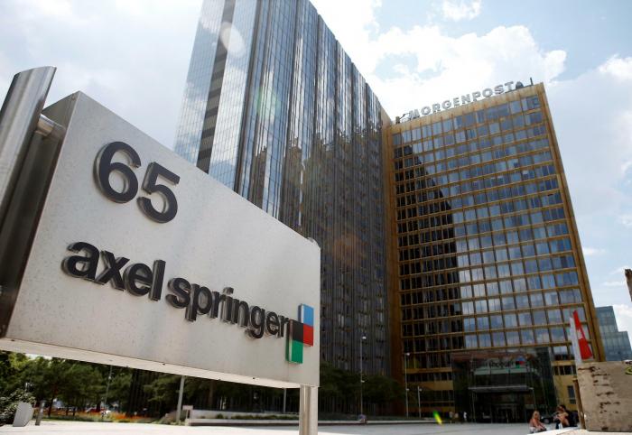 Springer gibt sich schmallippig zu Interesse an Ebay-Kleinanzeigen