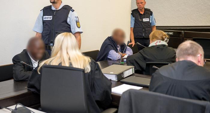 Stuttgart: Angeklagter Rebellenführer gestorben