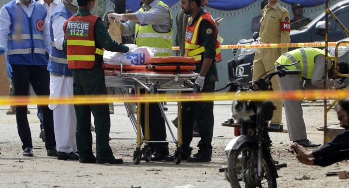 Unbekannte greifen Bus in Pakistan an – Viele Tote