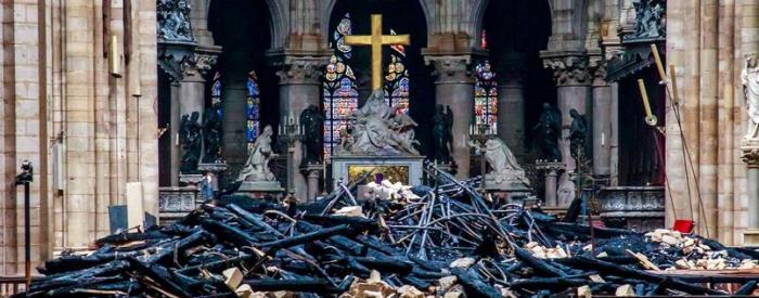 Die Bettler von Notre-Dame