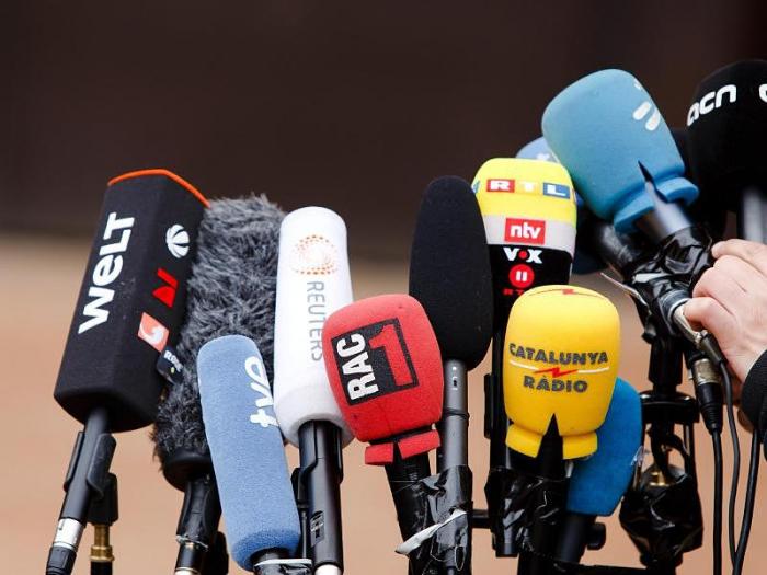 Journalisten in Europa arbeiten in einem Klima der Angst