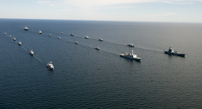 Ostsee: Russische Schiffe kontrollieren nun Vorgehen der Nato-Marinegruppe