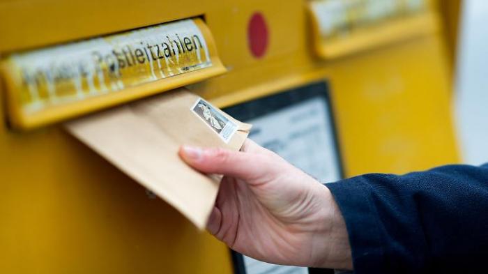 Verbraucher müssen mit deutlich höherem Briefporto rechnen
