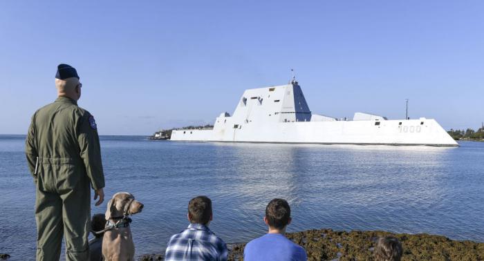"""US-Marine will """"Roboter""""-Flotte gegen Russland und China – NI"""