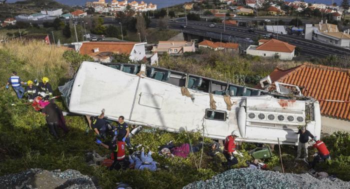 Nach Tragödie auf Madeira: Putin kondoliert Steinmeier, Merkel und Familien