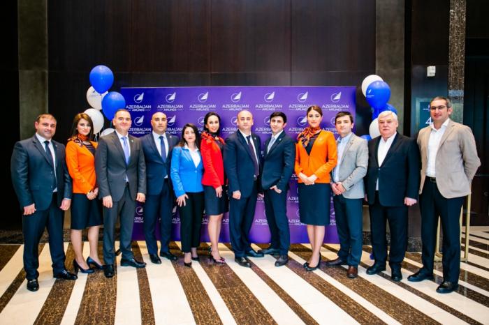AZAL Almatıda yeni aviareysin təqdimatını keçirib
