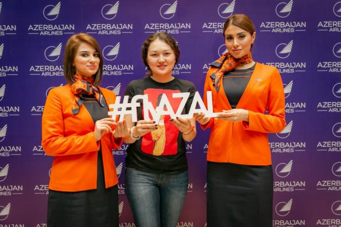 AZAL präsentiert neue regelmäßige Flüge nach Almaty