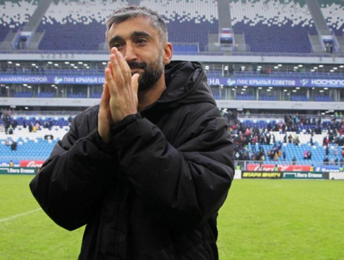 Aleksandr Səmədov Bakıdakı finalın səfiri seçildi