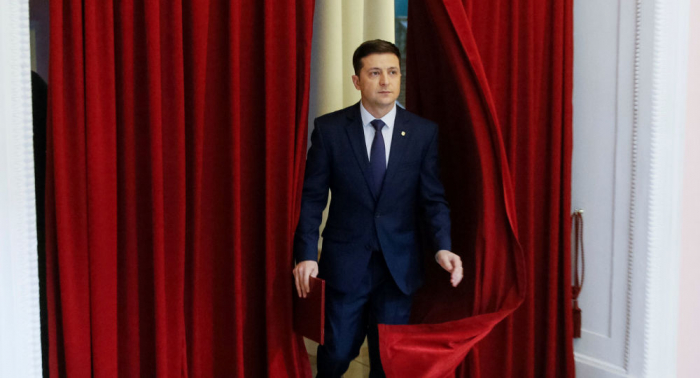 Ukraine: Favorit von Präsidentschaftsrennen lehnt Sonderstatus für Donbass ab