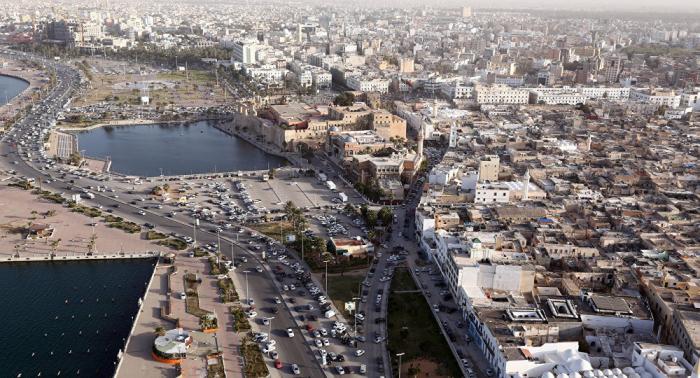 Libyens Regierung beschuldigt Frankreich der Unterstützung von Haftar