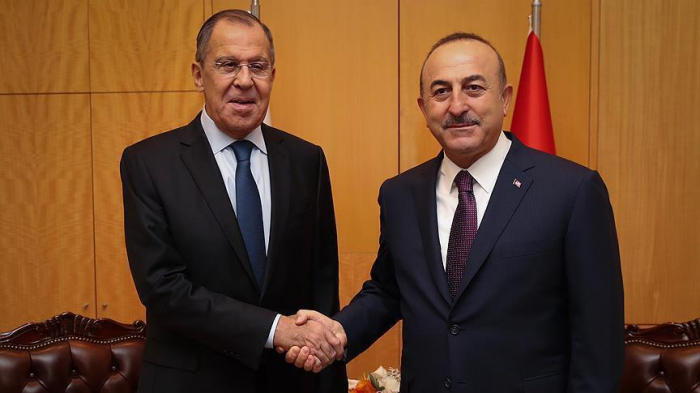 Turkish, Russian FMs discuss situation in Libya