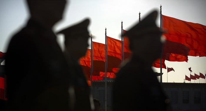 Chinesische Sanitätssoldaten kommen zu Militärübung nach Deutschland