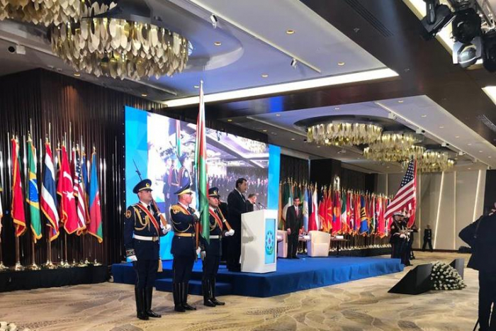 Panamá concluye participación en la Conferencia Internacional sobre Control de Drogas en Azerbaiyán