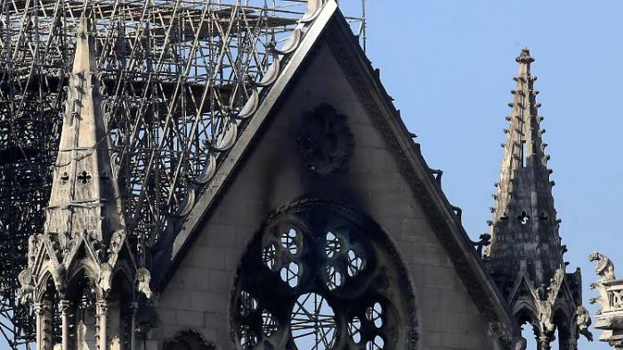 """""""Zimmerleute waren damals die Ingenieure"""" -Dachkonstruktion von Notre-Dame"""