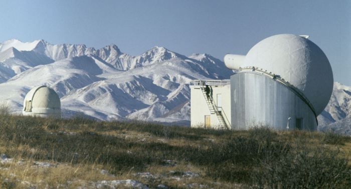 Sibirische Sternwarte entdeckt im Erdorbit ungewöhnlichen Satelliten