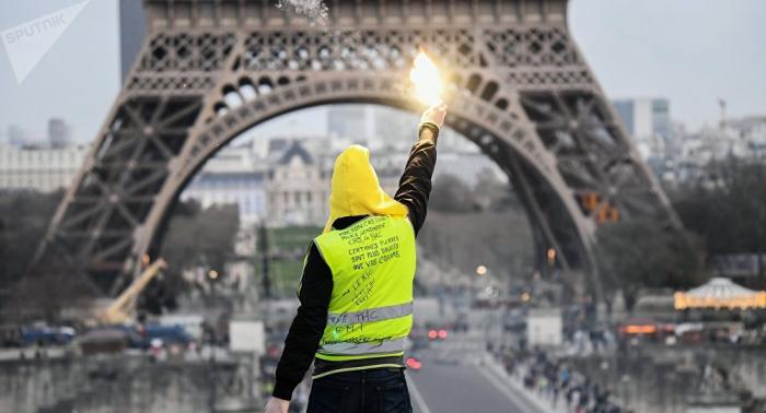 La Policía francesa prohíbe las protestas de los