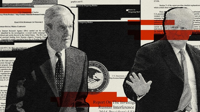 The Mueller report's free, but publishers are selling it as a book