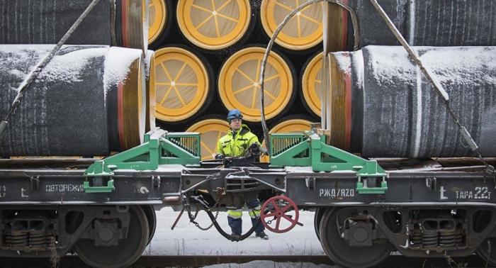 Lawrow beschwert sich über brüske US-Einmischung in Nord Stream 2