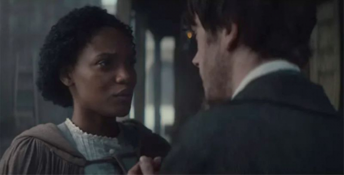 Ancestry website condemned for advert featuring slavery-era love story-  VIDEO