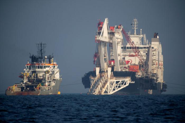 Russland wirft USA dreiste Einmischung in Pipeline-Projekt vor