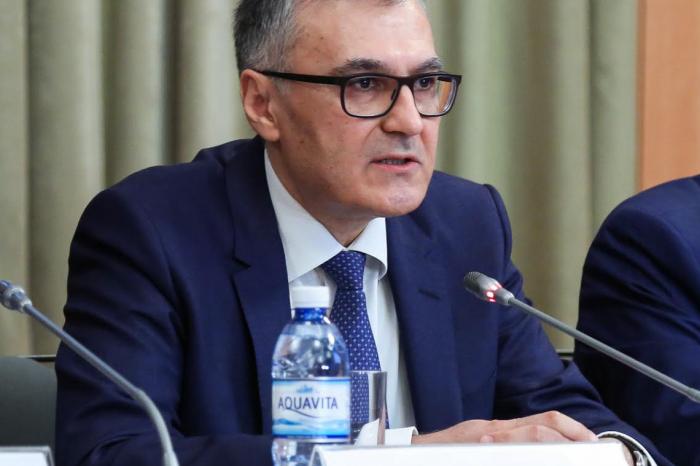 Aserbaidschans Präsidialverwaltung:   Armenische Fälschung - Flügel des Nationalsozialismus
