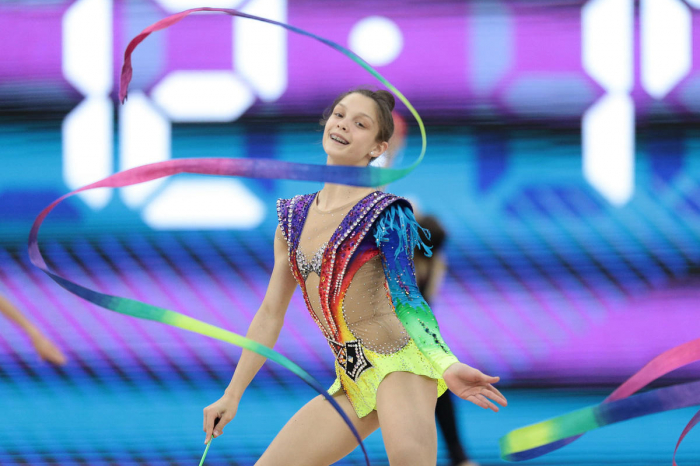 Baku hosts podium training sessions of participants of AGF Junior Trophy