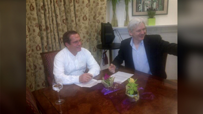 Ecuador turns to Interpol to arrest former foreign minister & Assange supporter Patino